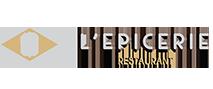L'ÉPICERIE RESTAURANT Logo